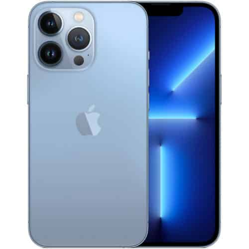 Telefon mobil Apple iPhone 13 Pro, 256GB, Sierra Blue