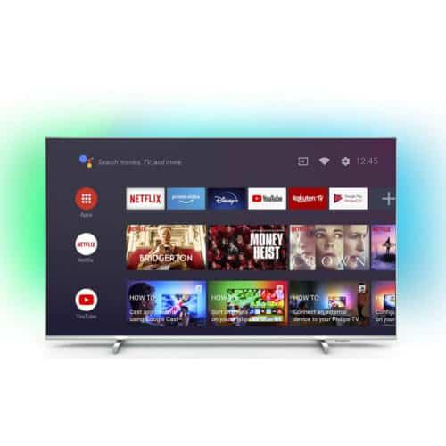 Televizor Philips 55PUS7956/12, 139 cm, Smart, 4K, Ultra HD, LED, CI+ slot, 2 x USB, 4 x HDMI 2.0, Clasa G