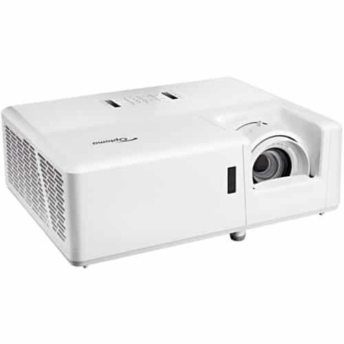 Videoproiector Optoma ZW350, laser, Full 3D, UHD, 16:9/4:3, 3500 lumeni, max. 301